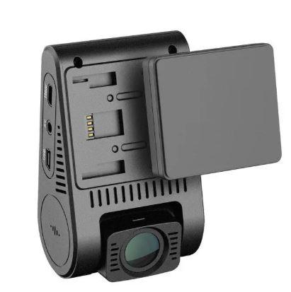 Back open view of the Viofo 129 Car Dash Camera