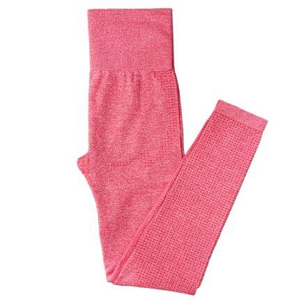 Pink Yoga Pants Folded