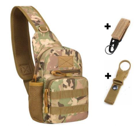 CP Bagand Hooks for Men's Backpack