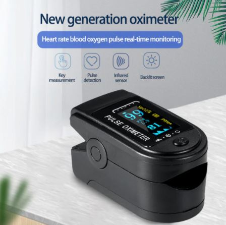 Heart Rate & Blood Oxygen New Generation