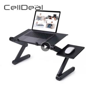 Black Laptop Desk One Stop Shop Galore