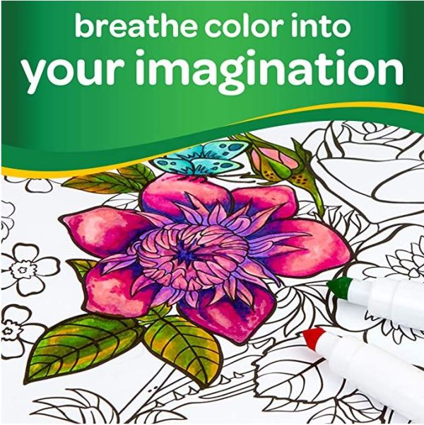 Breath Color into your Imagination tion