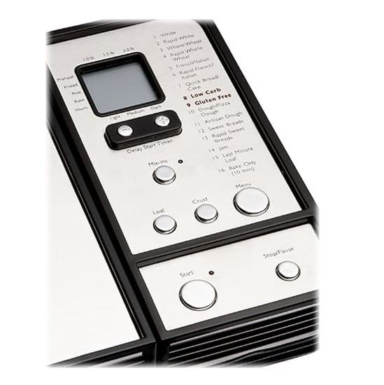 Dial Pad of the Cuisinart Bread Maker