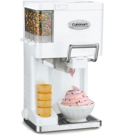 Cuisinart Soft Ice-Cream Maker 451