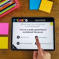 DIGITAL Grammar Games for Distance Learning
