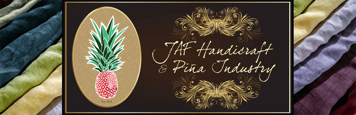 JAF Handicraft and Piña Industry