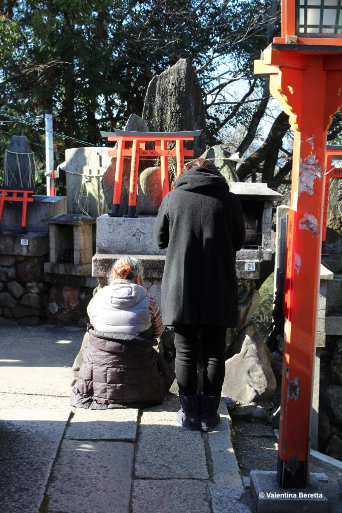 donne giapponesi preghiera