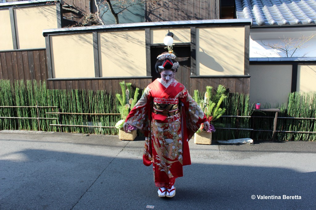 to become a geisha: the outfit