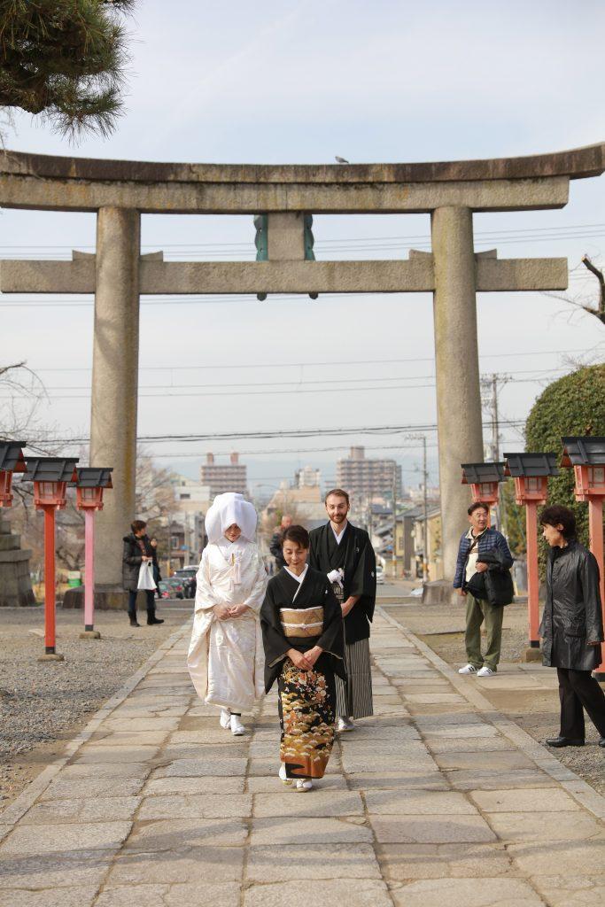 viaggio di nozze in giappone torii