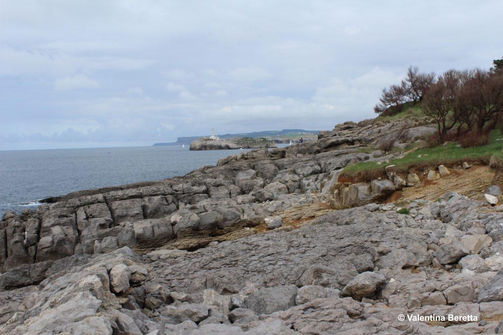 scogliere penisola magdalena santander