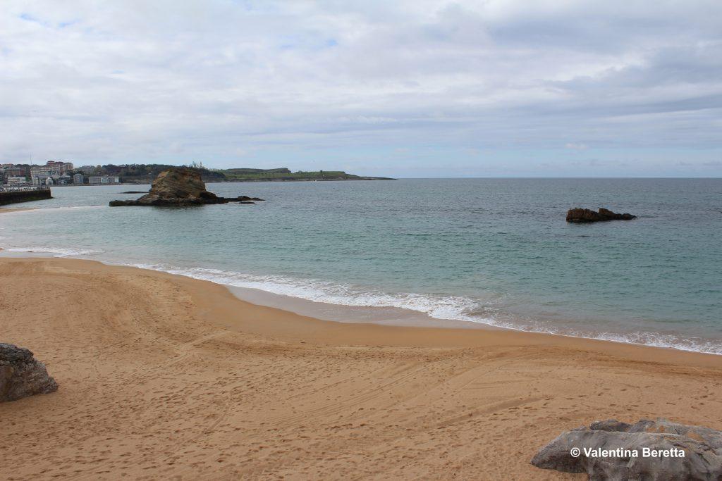 spiagge santander spagna playa del camello