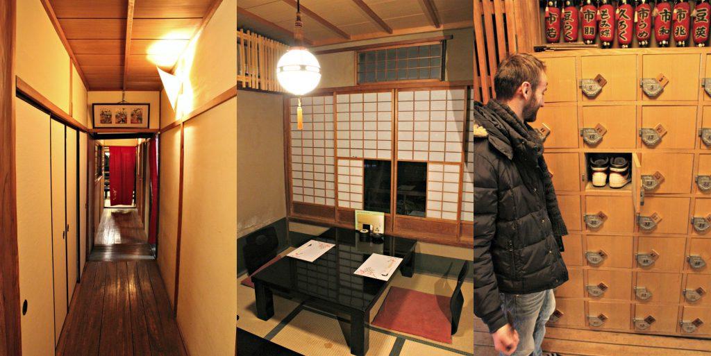 ristorante kaiseki kyoto