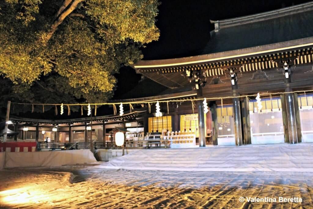 meiji jingu santuario