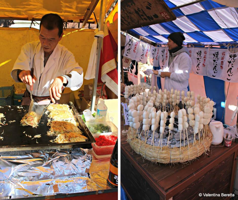 street food fushimi inari