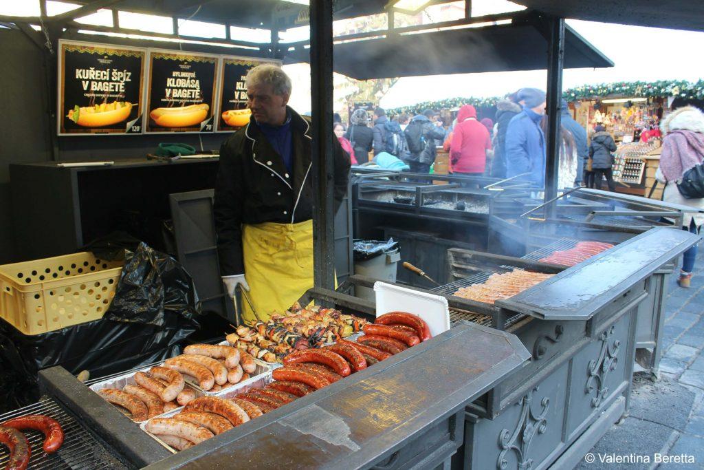 hot dog praga