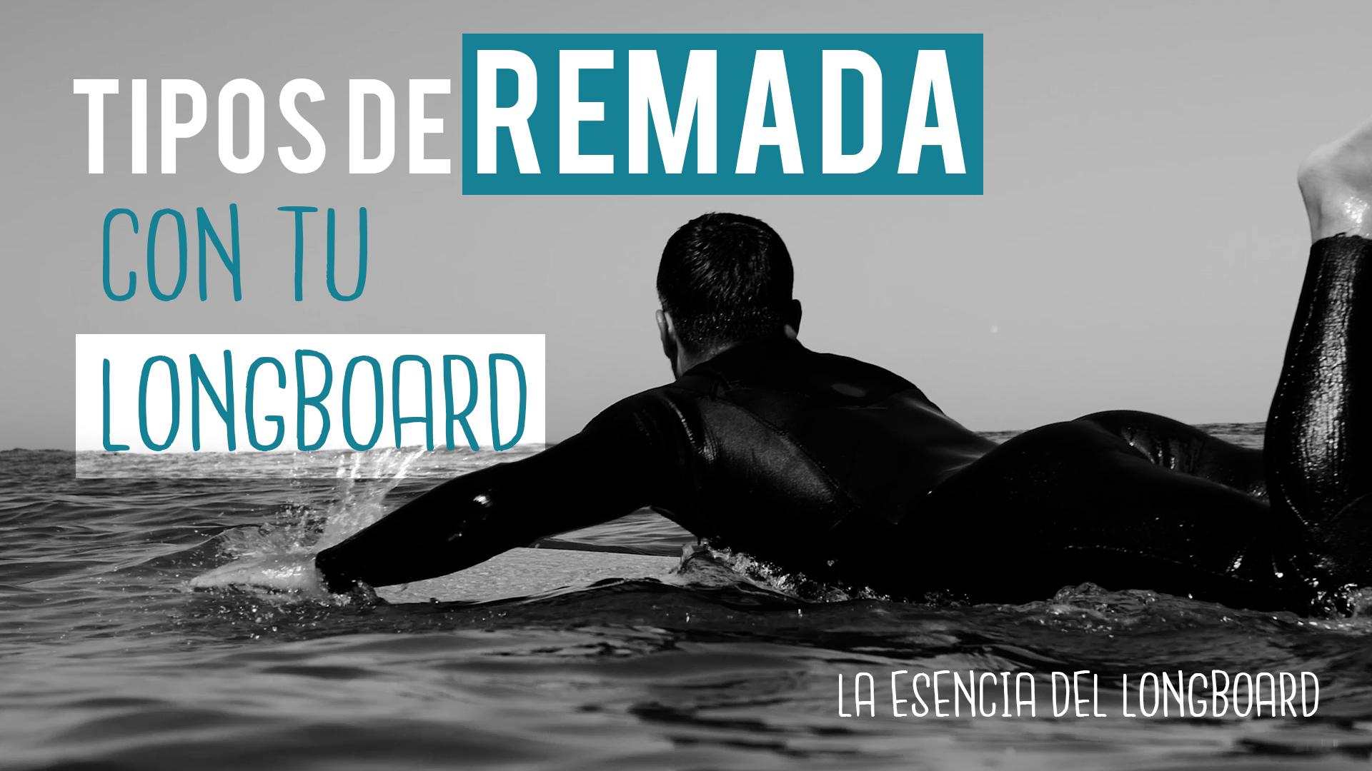 Mejora tu surf en longboard con estas técnicas de remada