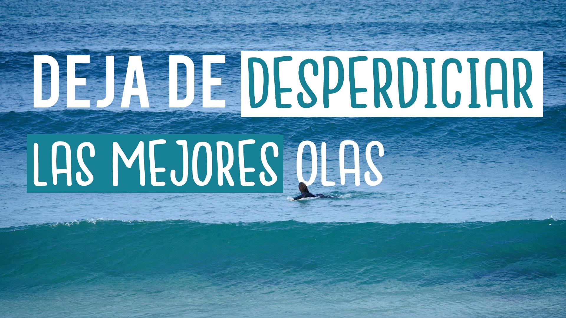 Ejercicios para mejorar tu surf ¡Deja de coger olas malas!