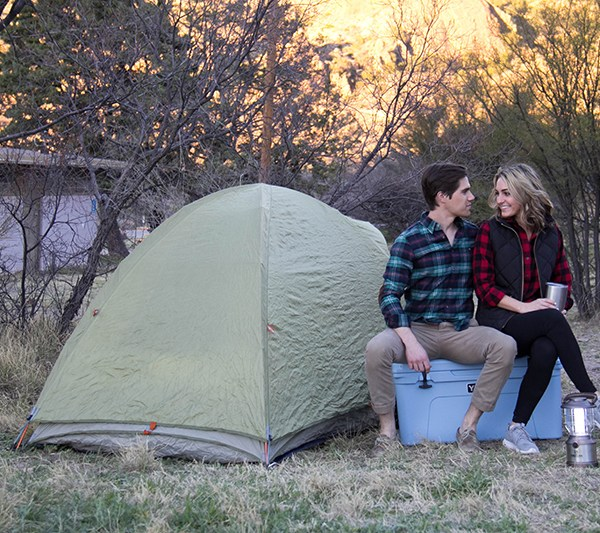 West Texas Weekend: Camping Date