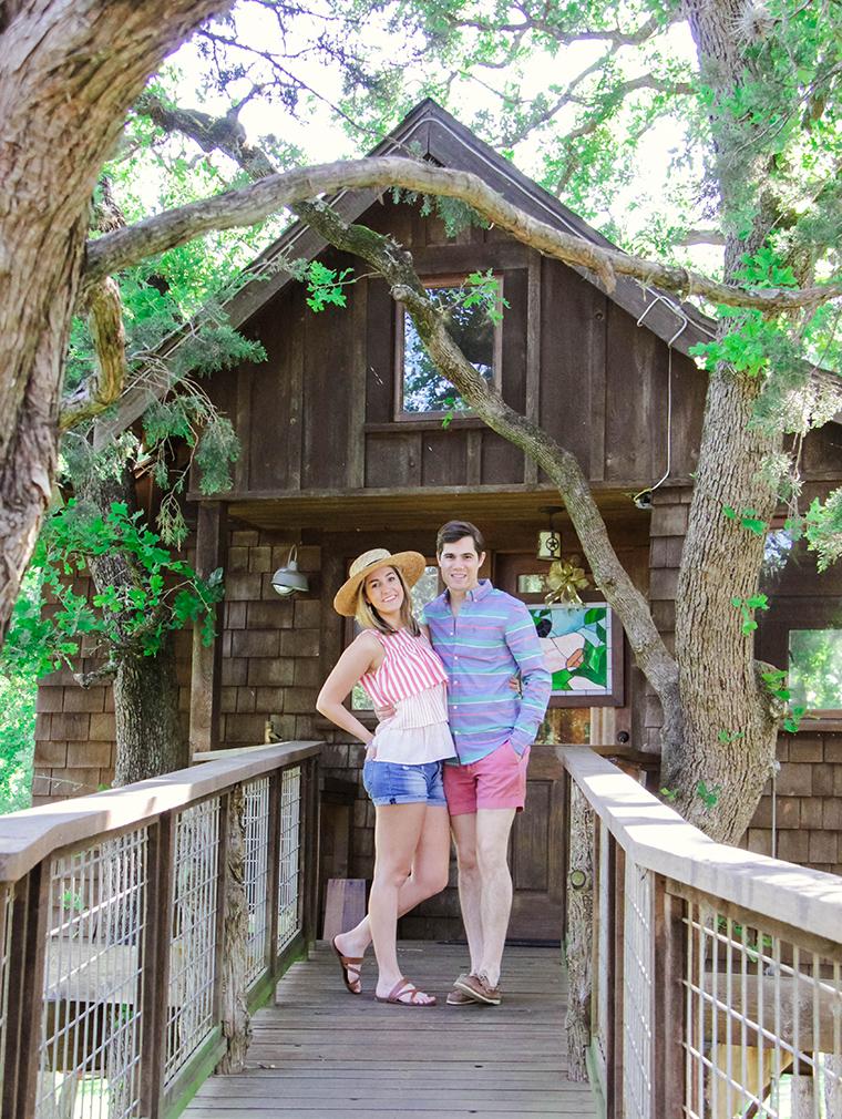 Texas Treehouse Getaway 2