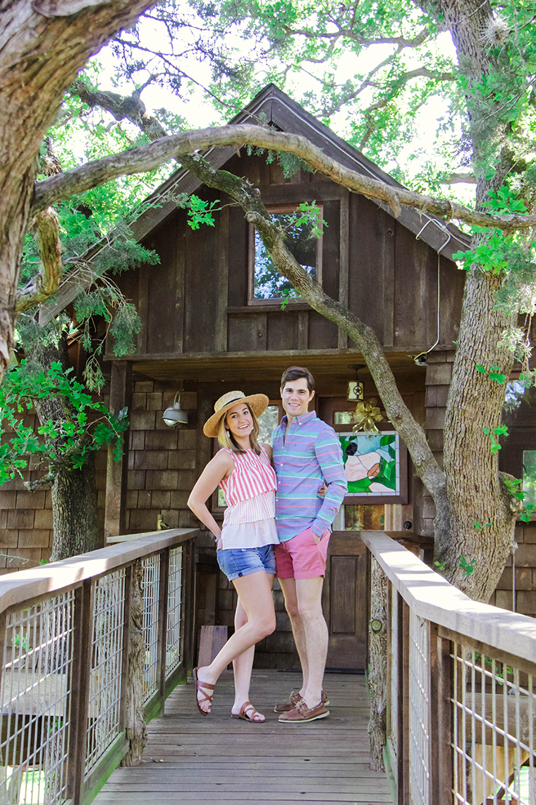 Texas Treehouse Getaway 11
