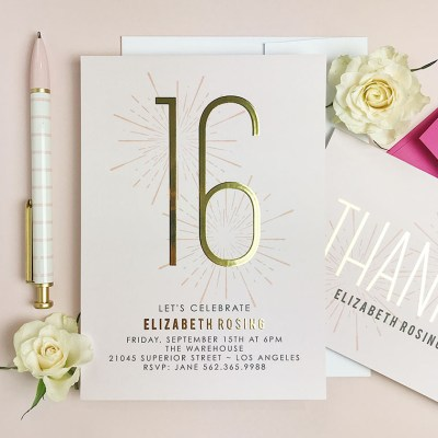 The Perfect Invite For Special Events