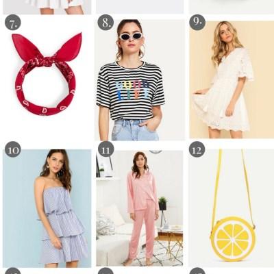 Summer Wish List (Under $50)