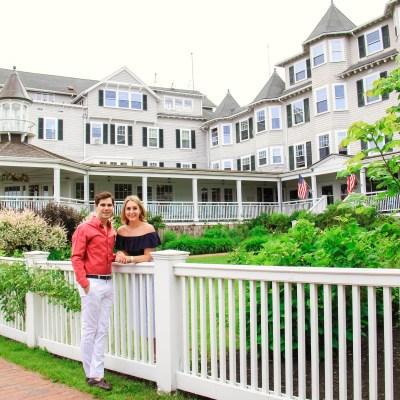 Harbor View Hotel: Edgartown, MA