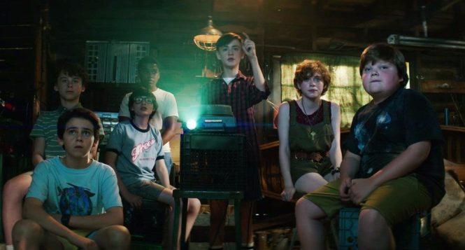 The Losers Club in IT. Image via Horror Freak News | It Movie | onetakekate.com
