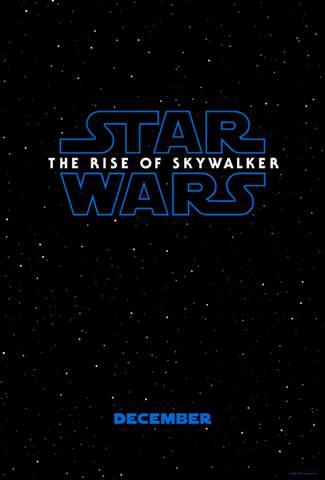 Star Wars: Rise of Skywalker - out in NZ Cinemas December 19 2019 | onetakekate.com