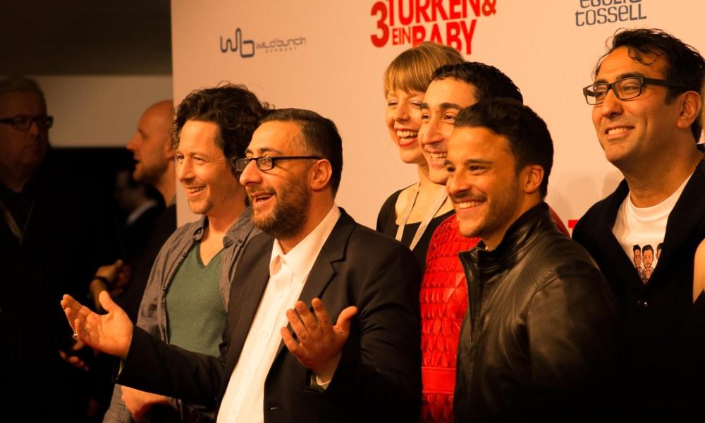 Premiere in Frankfurt!