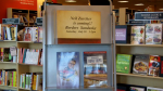 Display at Sandusky Borders