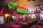 Dining room at Hot Rod City Restaurant