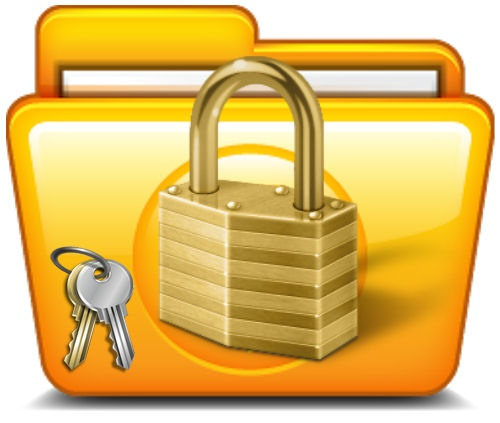 Lock Your Uploaded Files