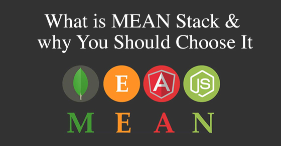 MEAN Stack For Web Application Frameworks