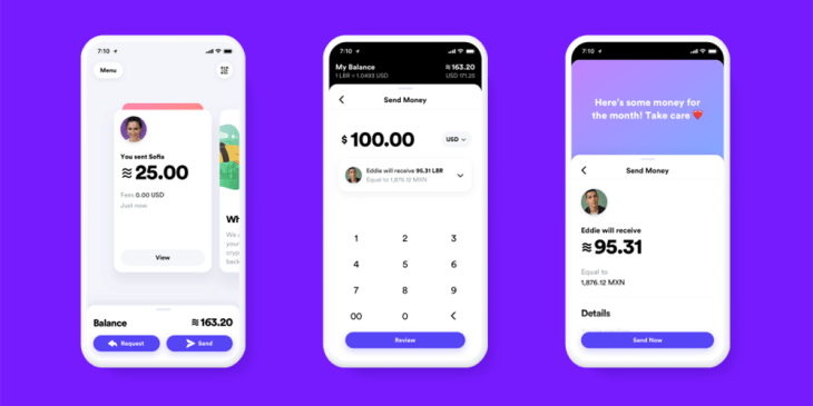 Libra Currency in Calibra Wallet