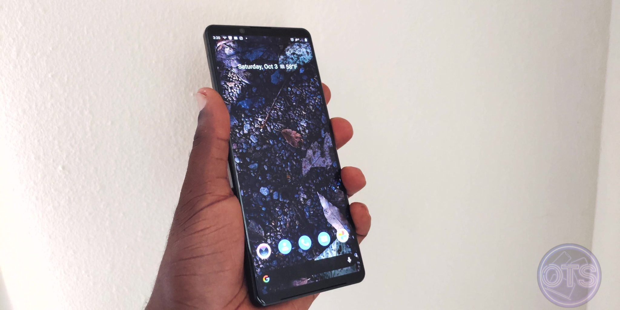 xperia 1 ii display