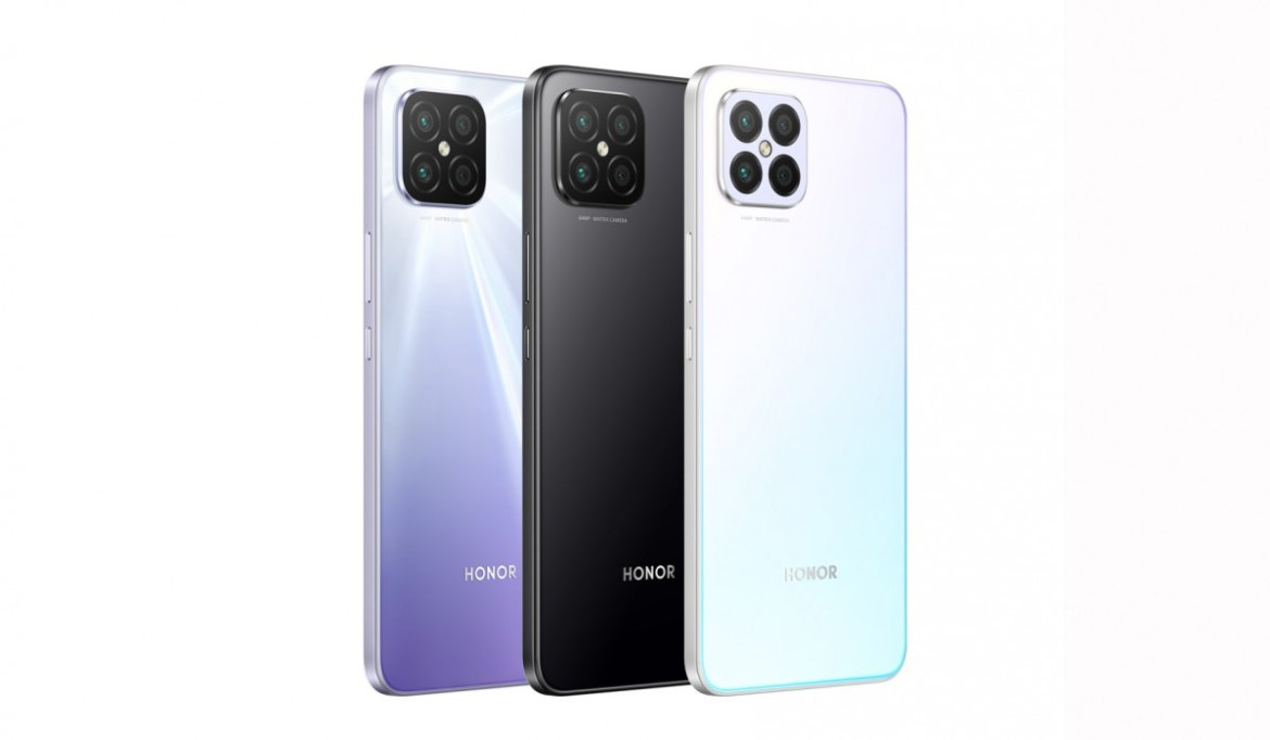 Honor Play 5 color variants