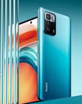 chinese redmi note 10 Pro blue