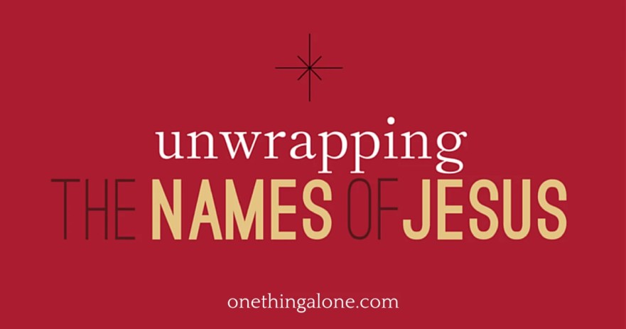 #unwrappingJesus featured image