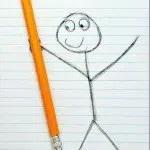 bible study | sketchnote | stick figure