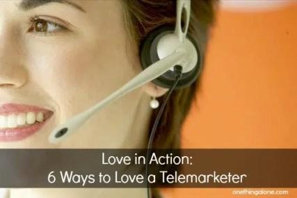 love telemarketer