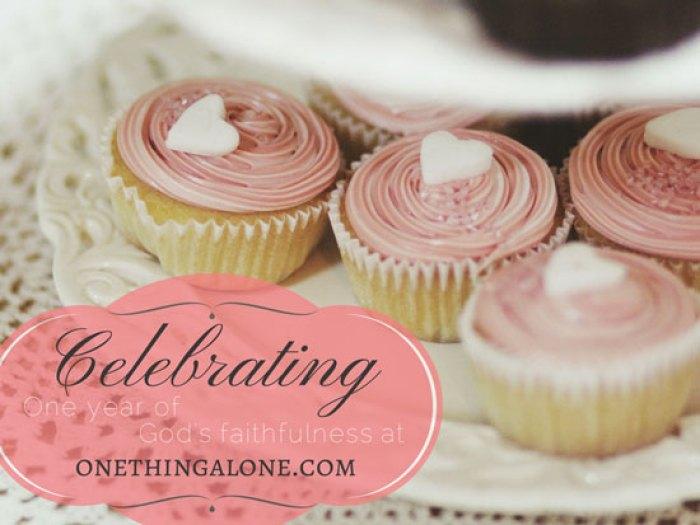 Celebrating God's faithfulness together