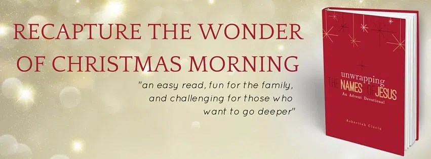 Recapture the Wonder of Christmas Morning: Unwrapping the Names of Jesus