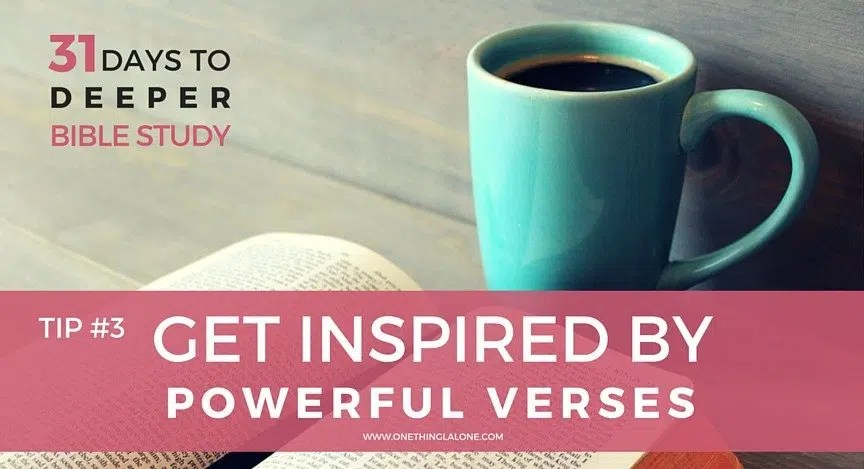 Get inspired to read your Bible more by these powerful verses!