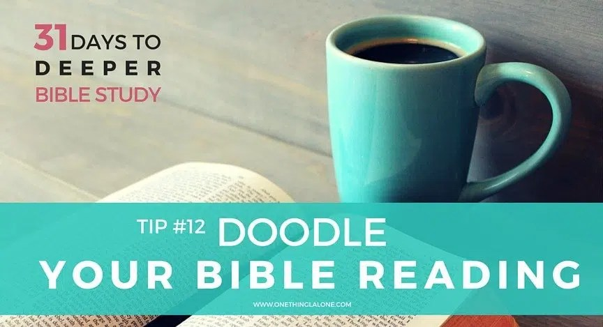 You've seen all the beautiful Bible journaling flooding Pinterest, but how is it helpful and how do you get started? This article and video interview are SO helpful!