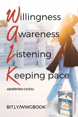 Willingness Awareness Listening Keeping pace