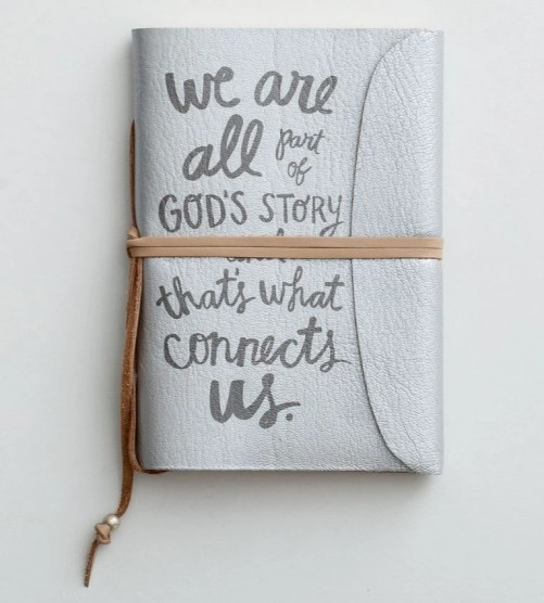artisan prayer journal