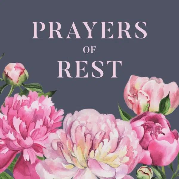 Prayers of REST Podcast Thumbnail