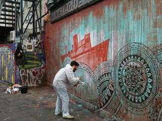 art worker graffiti 2