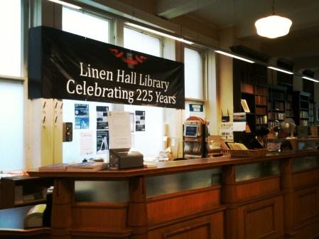 Linen Hall Library belfast 13